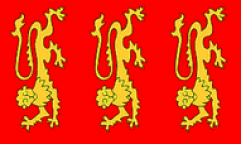King Richard 1st Flags